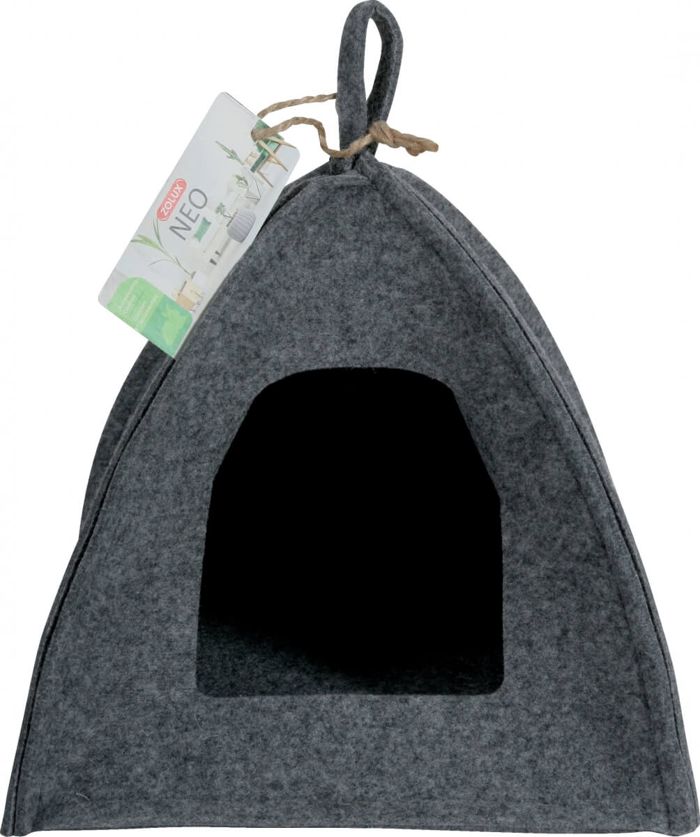 Igloo neo gris clair pour rongeur couchage pour rongeur for Izigloo avis