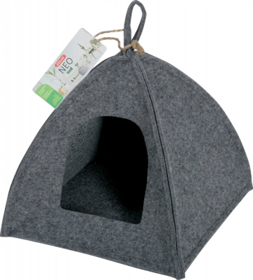 Igloo NEO gris clair pour rongeur