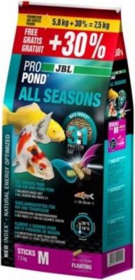 Aliment bassin JBL ProPond All Seasons M 5.5kg + 30% OFFERTS