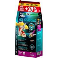 Alimento para peces de estanque JBL ProPond All Seasons M 5.5 KG + 30% de regalo
