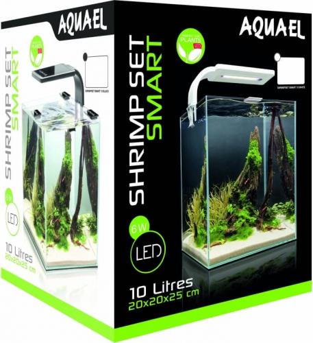AQUAEL Aquarium Shrimpset Smart
