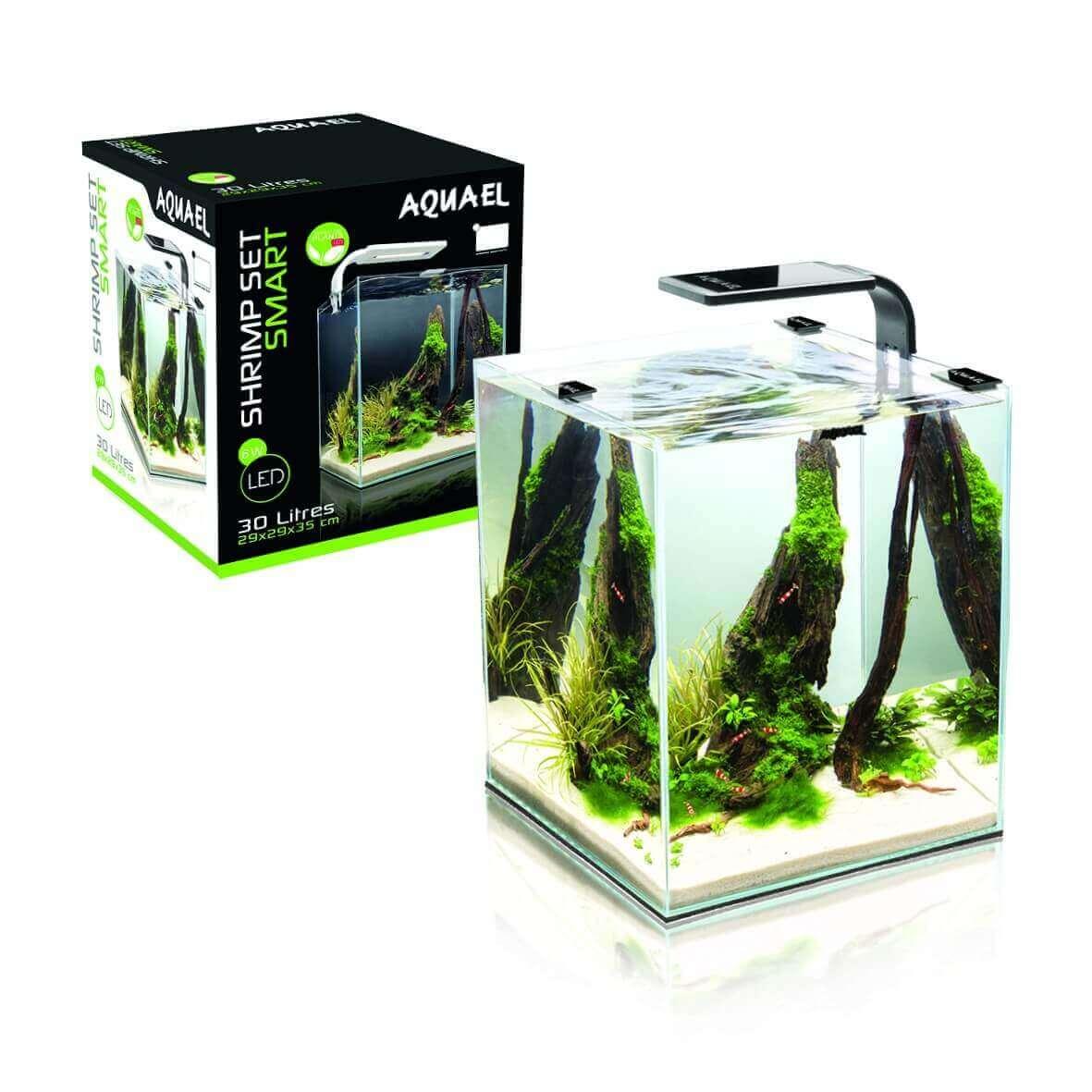 AQUAEL Aquarium Shrimpset Smart_2