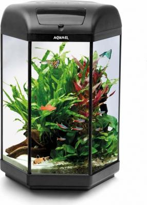 AQUAEL Aquarium Hexa Set