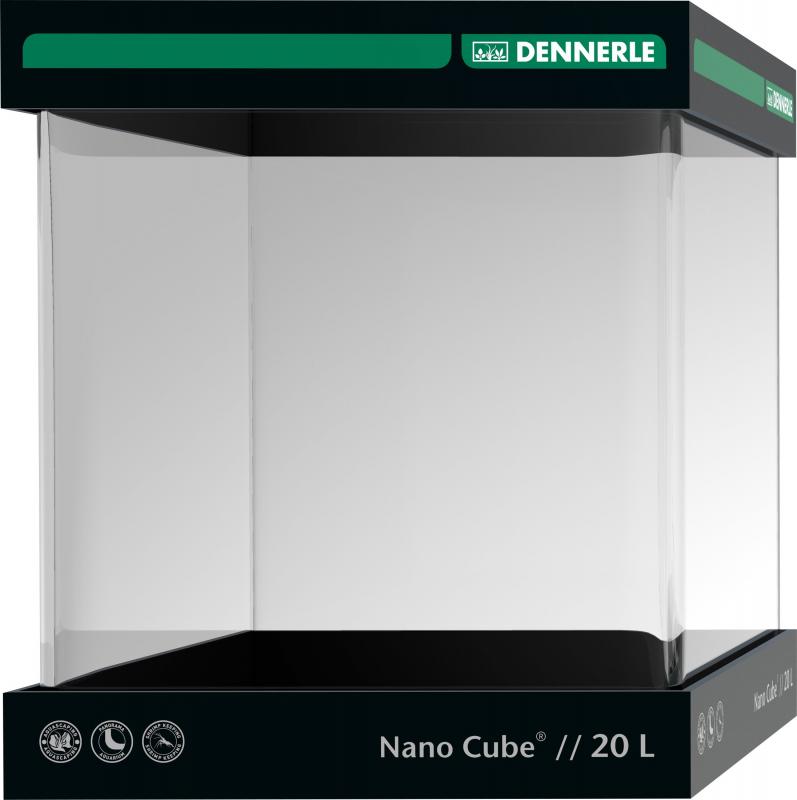 Dennerle NanoCube Cuve nue