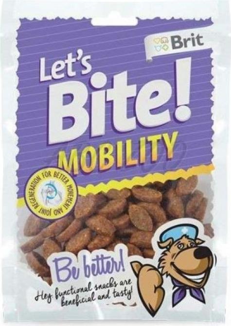 Friandises spécial articulations BRIT LET'S BITE Mobility