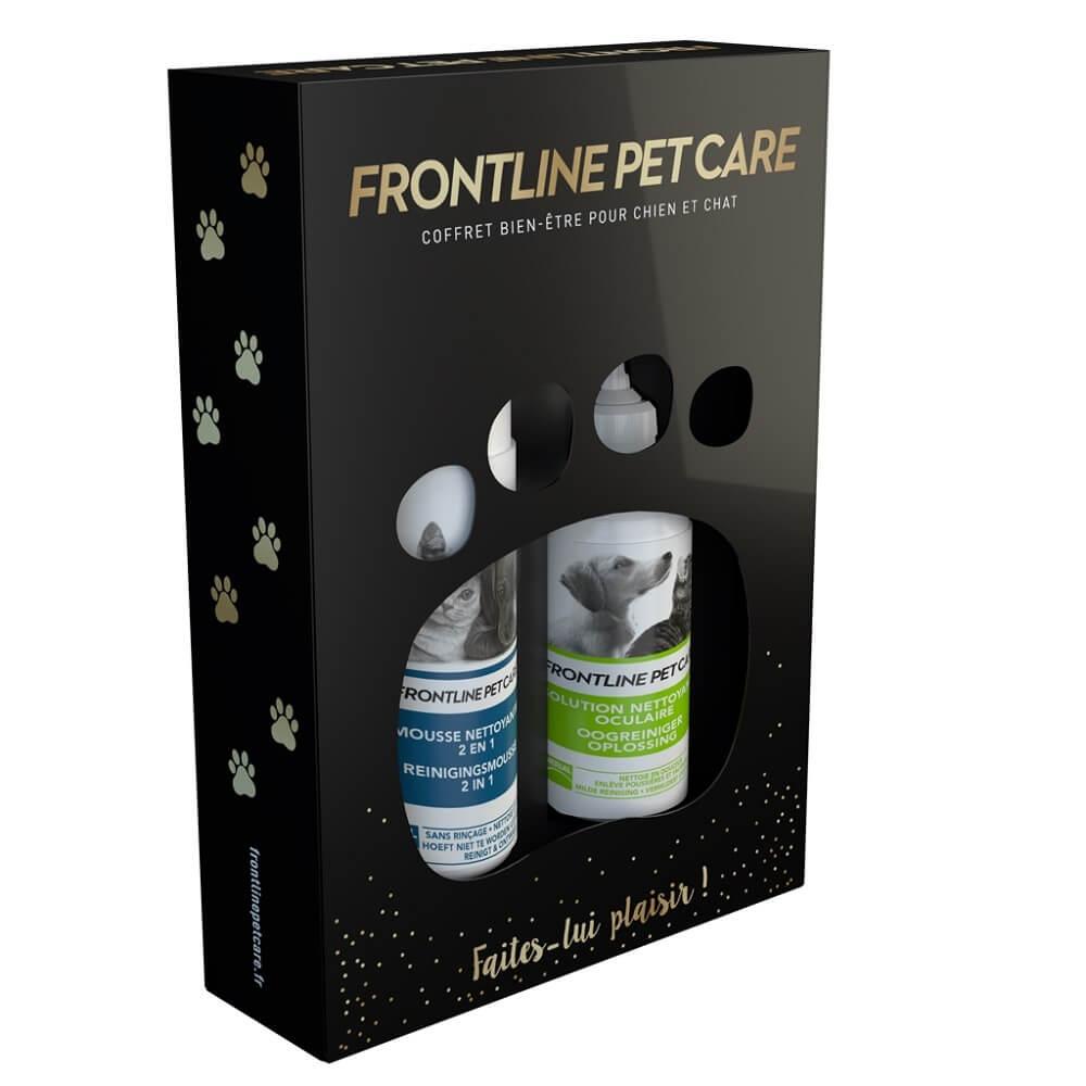 Coffret bien-être chien et chat FRONTLINE PETCARE_0
