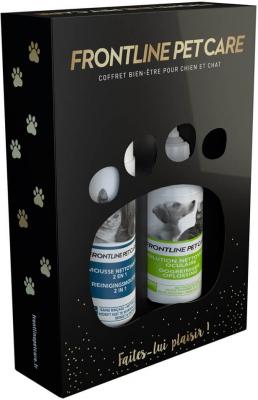 Coffret bien-être chien et chat FRONTLINE PETCARE