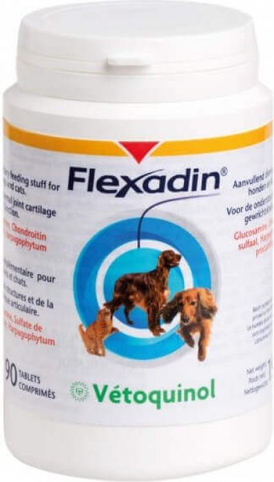 Vetoquinol Flexadin Comprimés pour chat et chien