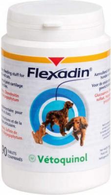 Flexadin Comprimés pour chat et chien