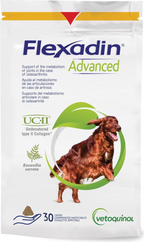 Vetoquinol Flexadin Advanced Boswellia per cani