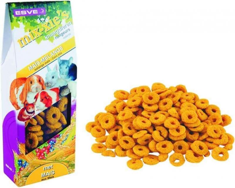 ESVE snacks Mix-xies mix voor knaagdieren