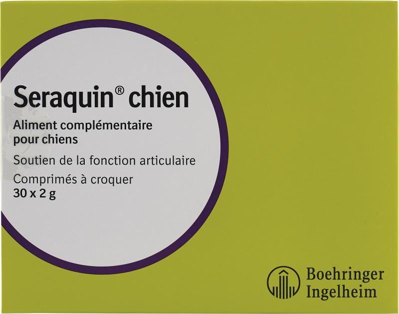 Seraquin Cão - Ajuda a função articular