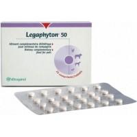 Legaphyton 50 Vetoquinol Complément pour insuffisance hépatique pour chien et chat