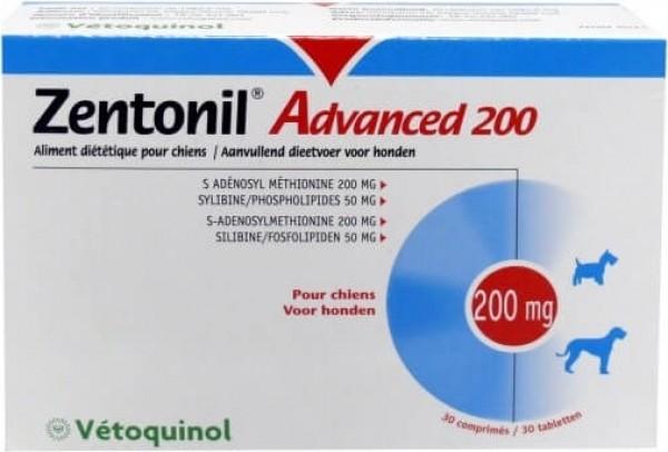 Zentonil Advanced pour chien et chat