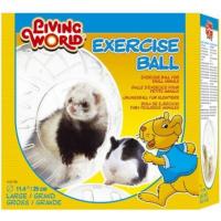 Boule d'exercice pour grands rongeurs (1)