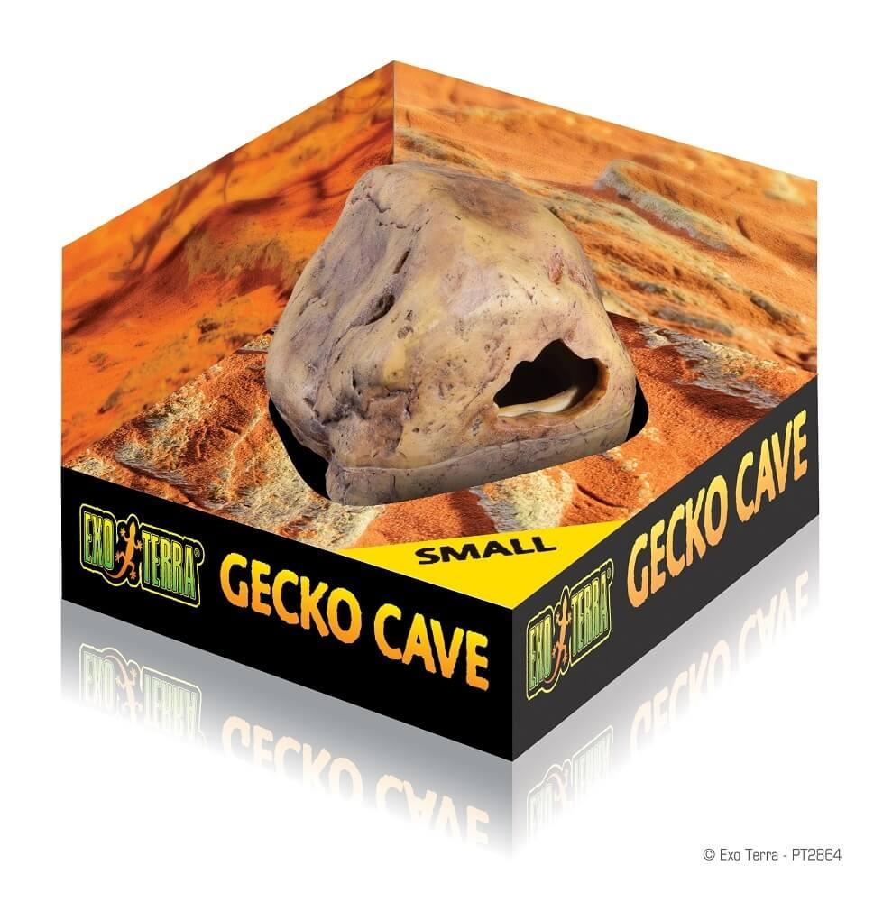 Grotte pour reptiles Gecko Cave_1
