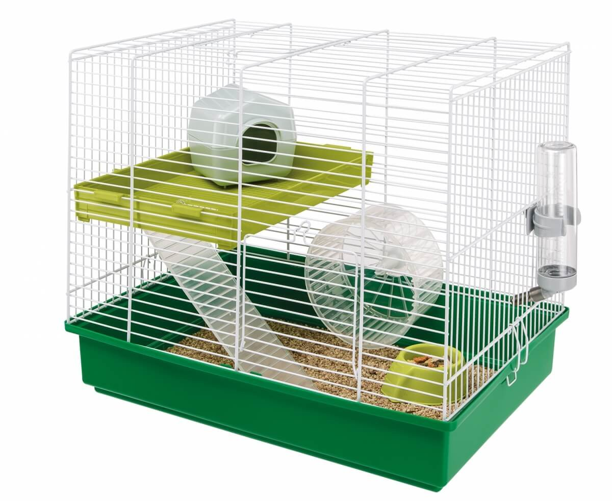 Cage Hamster Duo_0
