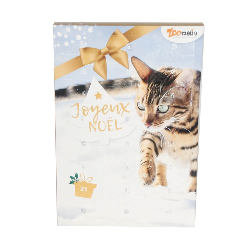 Advent calendar for cats_2