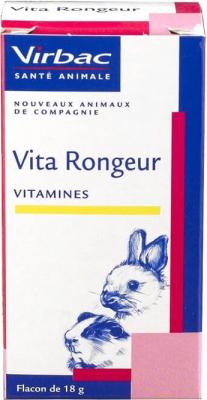 Vita Rongeur complément vitaminé pour rongeur