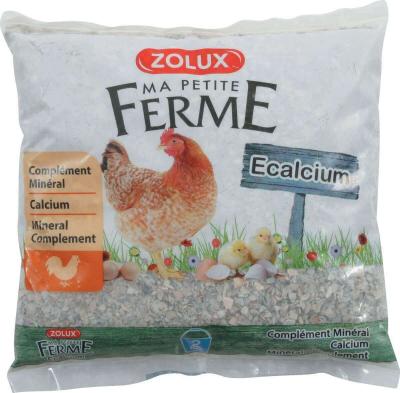 Ecalcium aliment complémentaire minéral pour poules