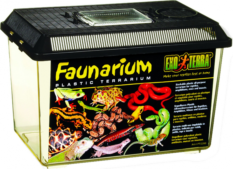 Exo Terra Faunarium / All-Purpose Terrarium