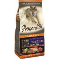 PRIMORDIAL MINI Sans Céréales pour chien de petite taille au canard et truite