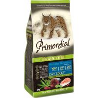 PRIMORDIAL gato adulto Sin Cereales salmón y atún