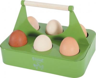 Recipiente para ovos