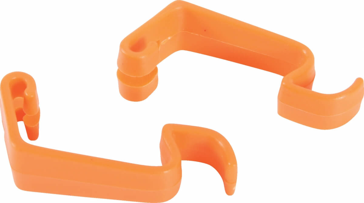 2 enganches naranjas para jaulas INDOOR ratón_0