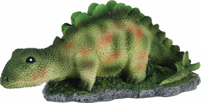 Decoración acuario dinosaurio - modelo 1