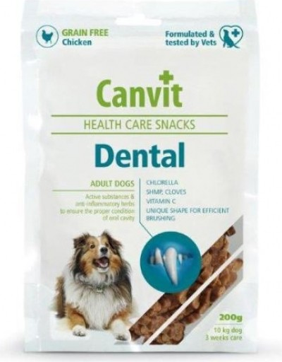 CANVIT Snack Dental