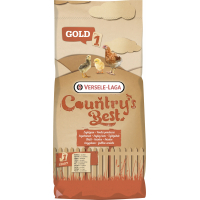 Gold 1 Crumble Country's Best Aliment de démarrage poules