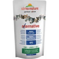 Croquettes ALMO NATURE Alternative DRY Caille & Riz pour Chat adulte