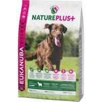 Eukanuba NaturePlus+ Adulte Maxi Sans Céréales à l'Agneau pour Chien Adulte de Grande Taille