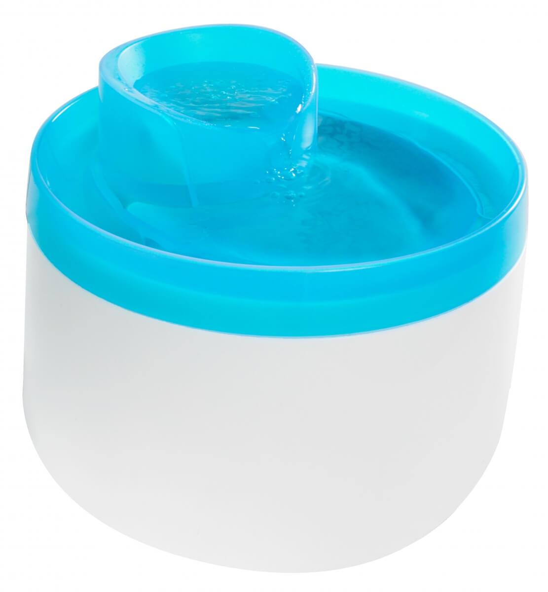 fontaine eau silencieuse pour chat 2l fontaine eau et distributeur d 39 eau. Black Bedroom Furniture Sets. Home Design Ideas