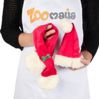 Set Bonnet et Echarpe de Noël pour petit chien