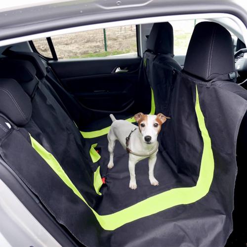 housse de protection voltan zolia si ges voiture pour chien transport du chien en voiture. Black Bedroom Furniture Sets. Home Design Ideas