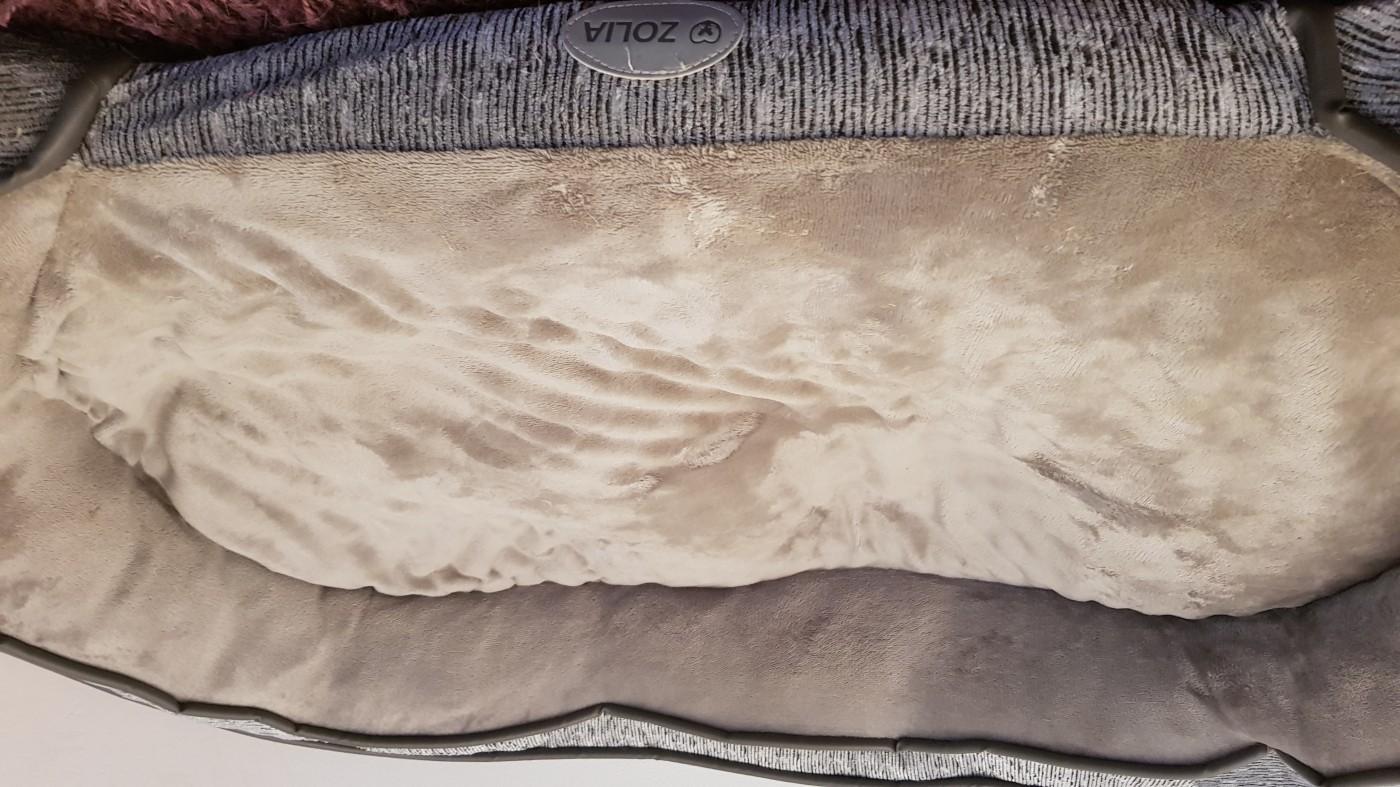 panier m moire de forme xl softy pour chien 100cm orthop dique m moire de forme. Black Bedroom Furniture Sets. Home Design Ideas