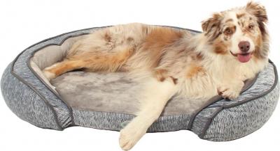 Coussin à mémoire de forme XL Softy pour chien - 100cm