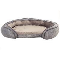 Coussin à mémoire de forme XL Softy pour chien - 100cm (2)
