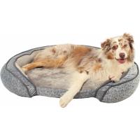 Coussin à mémoire de forme XL Softy pour chien - 100cm (1)