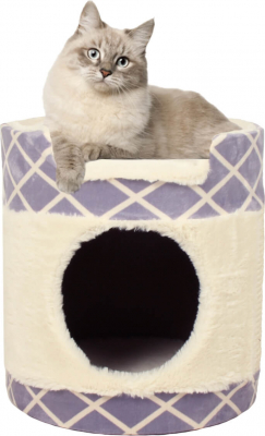 ZOLIA Beny  scratching tower for cats - 33cm