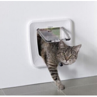 Chatière Magnétique ZOLIA Homepass pour chat - 4 positions