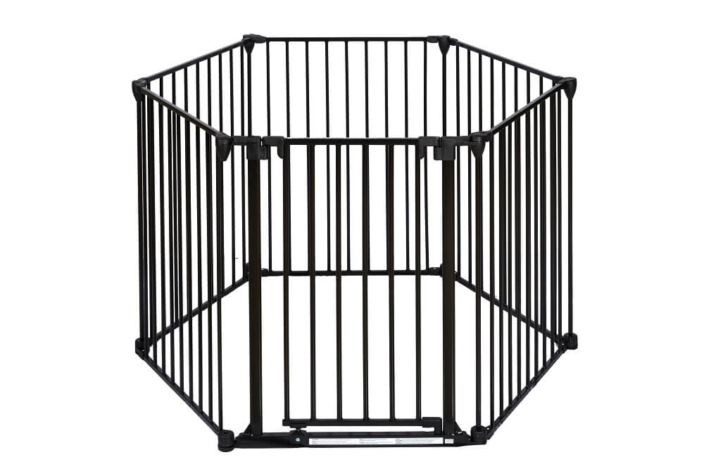 parc pour chien naila parc et cage en m tal. Black Bedroom Furniture Sets. Home Design Ideas