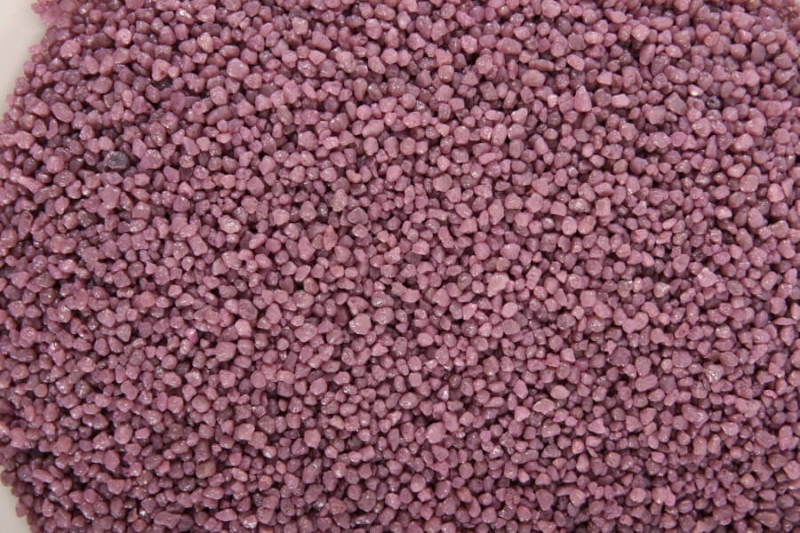 Sable Aquasand Color violet lilas