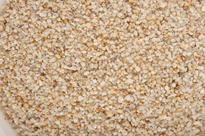 Sable Aquasand Nature Quartz blanc
