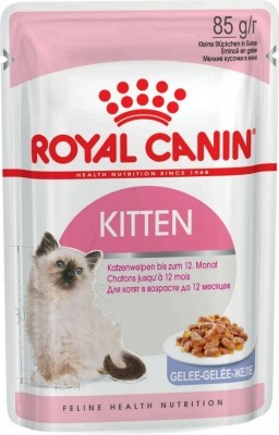 Royal Canin Instinctive Kitten Pâtée en gelée pour chaton