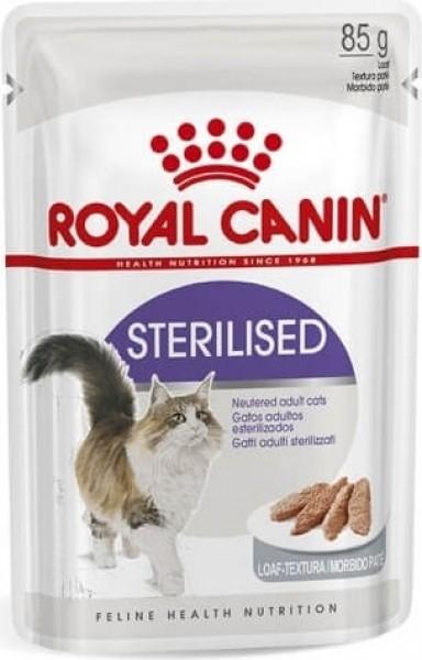Royal Canin Sterilised Pâtée en mousse pour chat