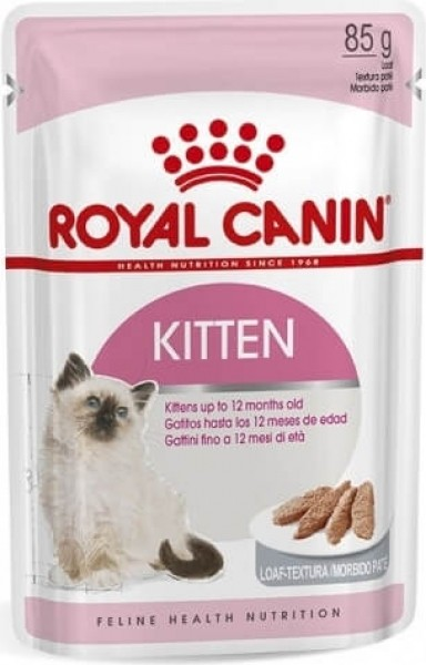 Royal Canin Instinctive Kitten Pâtée en mousse pour chaton