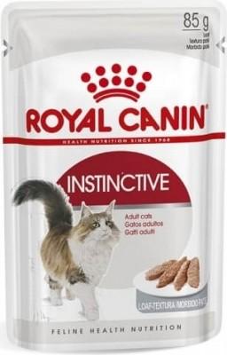 Royal Canin Instinctive Pâtée en mousse pour chat
